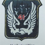 41st-Tactical-Wing-emblem-on-tail-of-A37